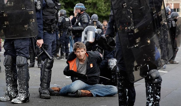 ABD'de 'polis şiddeti' durmuyor
