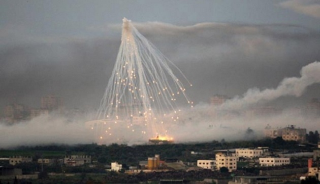 Rusya Halep'i misket bombasıyla vurmuş