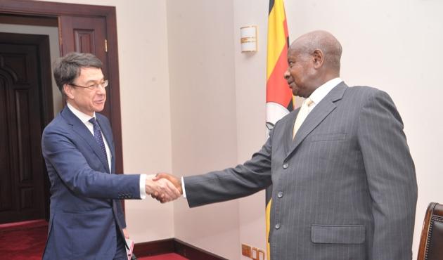 AB'den Batı Afrika açılımı