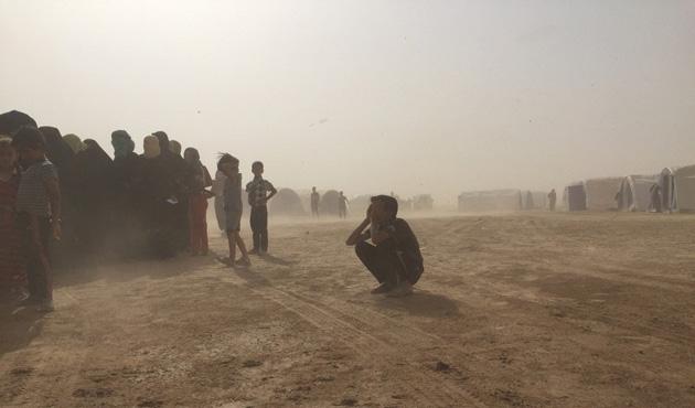 Felluce'de insan hakları ihlaleri sürüyor
