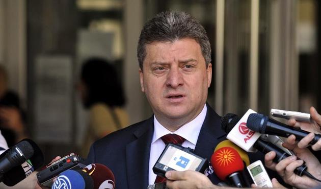 Makedonya liderinden 'sığınmacı' uyarısı