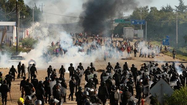 Meksika'da eğitim reformu yeniden gözden geçirilecek