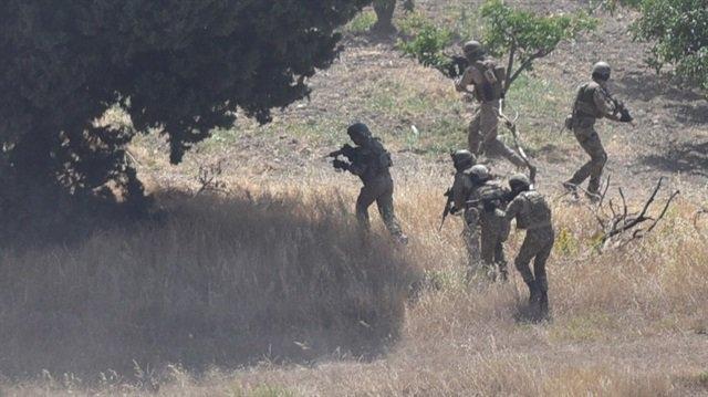 Lice'de 6 PKK'lı öldürüldü