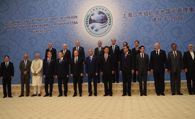 ŞİÖ Zirvesi'nden 'Birlik' deklarasyonu