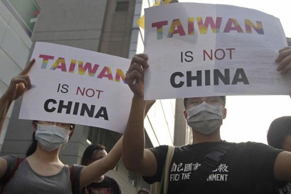 Çin'den Trump'a Tayvan tepkisi