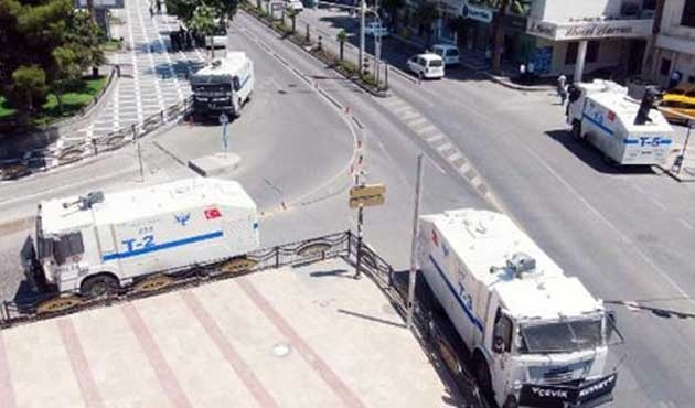 Lice'de 14 köyde sokağa çıkma yasağı
