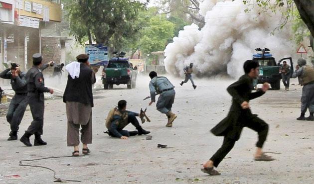 Afganistan'da bir Amerikan askeri öldü