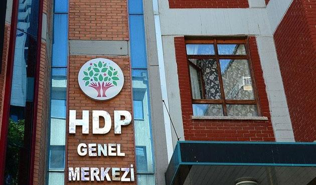 HDP 'Fırat Kalkanı'ndan rahatsız