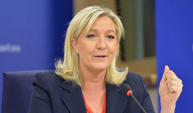 Le Pen AP'ye ödeme yapmayı reddetti