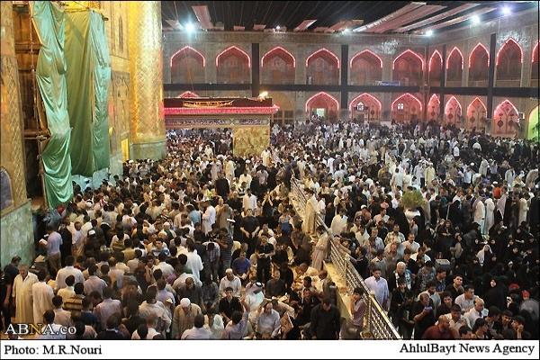 İran'da Kadir gecesinde Hz. Ali'yi anma töreni