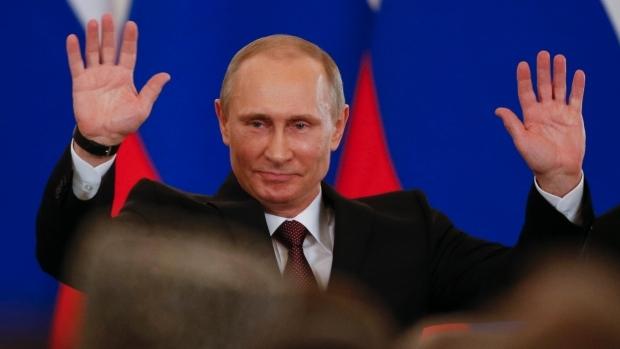 Putin NATO ile yarışmayacak