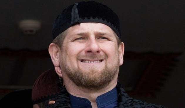 Kadirov yeniden adaylığını ilan etti