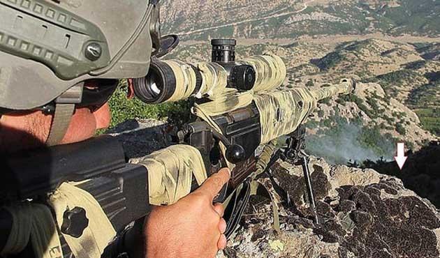 Gümüşhane'de PKK sığınağı bulundu