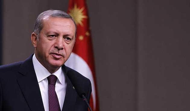Erdoğan'dan Medine saldırısına tepki