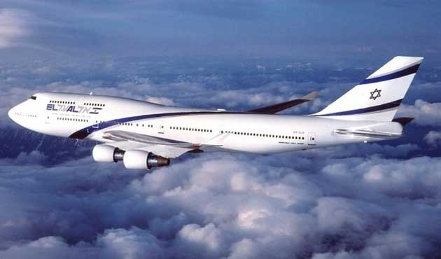 New York'tan Tel Aviv'e giden uçakta bomba alarmı
