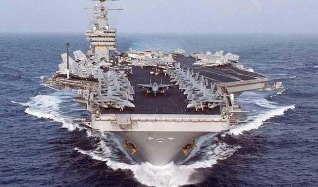 Fransız uçak gemisi IŞİD'e karşı devreye girecek