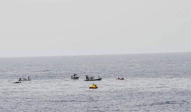 Akdeniz'den 217 göçmenin cesedi çıkarıldı