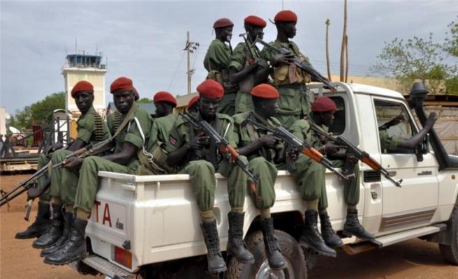 Güney Sudan'daki çatışmalarda 115 kişi öldü
