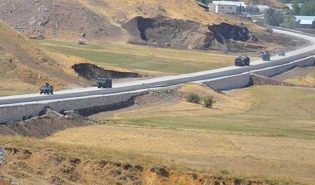 Hakkari'de 7 köyde sokağa çıkma yasağı ilan edildi