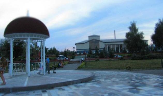 Tataristan'da yeni yapılan Haç heykeli tahrip edildi