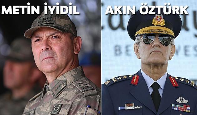Hava Kuvvetleri eski komutanına vatana ihanet soruşturması