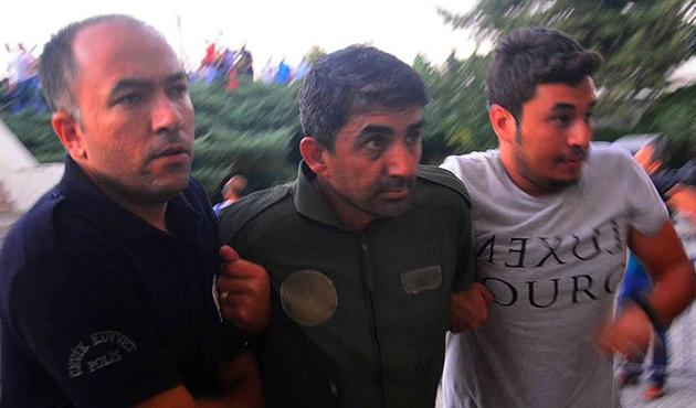 Erdoğan'ın kaldığı otele saldıran askerler adliyede