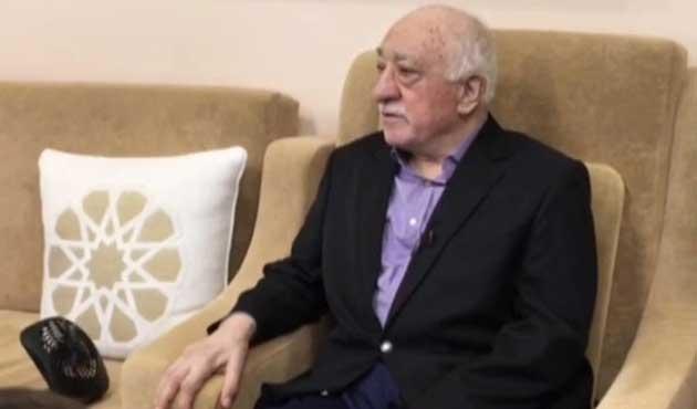 Gülen, Dahlan'ın TV'sine konuştu, Türkiye'ye müdahale istedi