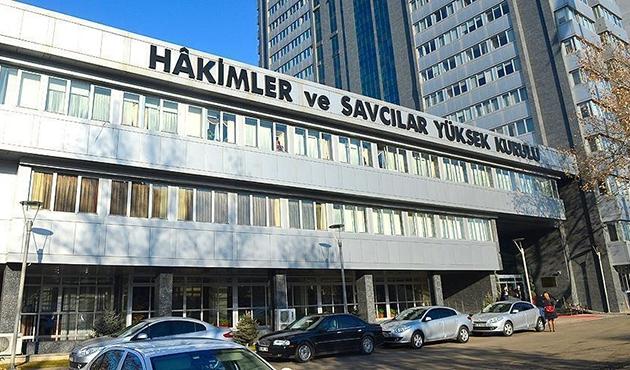 Gözaltındaki HSYK ve yüksek yargı üyesi sayısı 30'a yükseldi