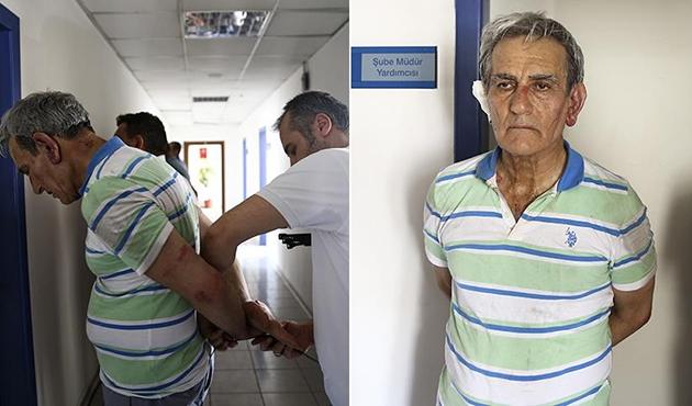 Akın Öztürk'ün eski emir subayına gözaltı