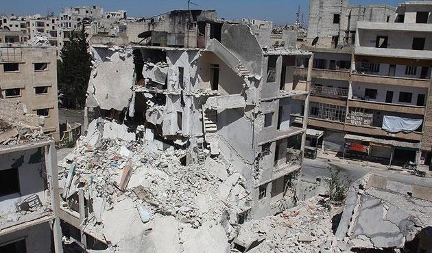 Rejim uçakları yerleşim yerini vurdu: 24 ölü