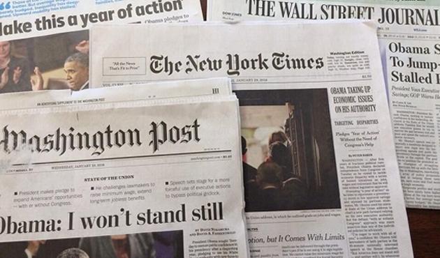 ABD medyası Halep'e sessiz