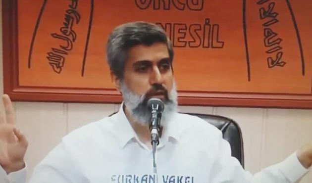 Furkan vakfı kurucu başkanı Alparslan Kuytul'a hapis istemi