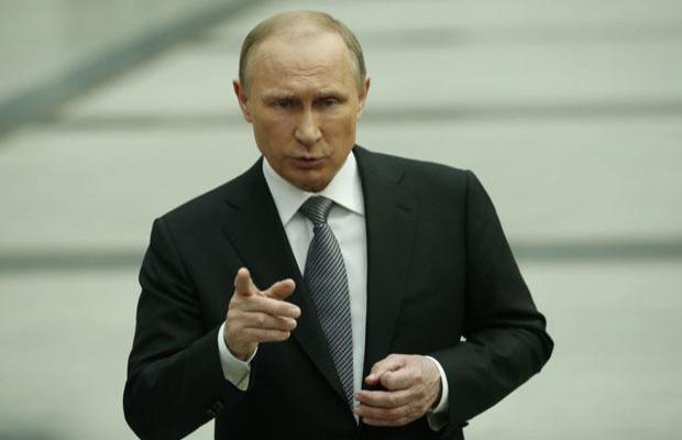 'Dünya siyaseti Putin'in istediği gibi gidiyor'