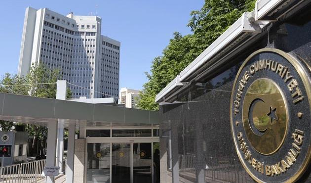 Türkiye Viyana'daki skandalı şiddetle kınadı