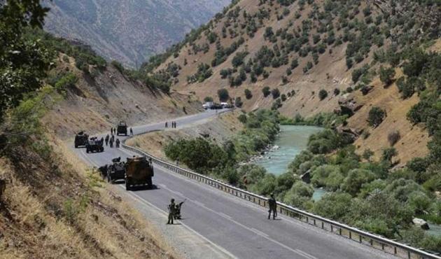 Siirt'te 20 PKK'lı çembere alındı