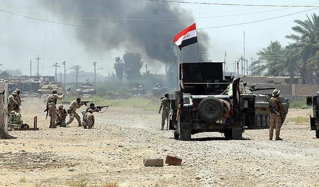 Irak ordusundan Musul operasyonu