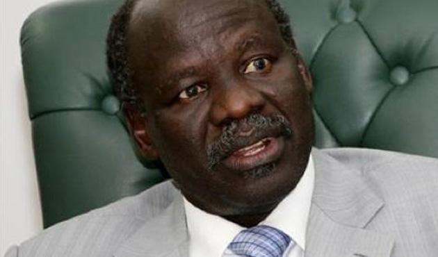 G.Sudan Tarım Bakanı istifa etti