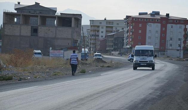 Şemdinli'de bazı bölgelere sokağa çıkma yasağı