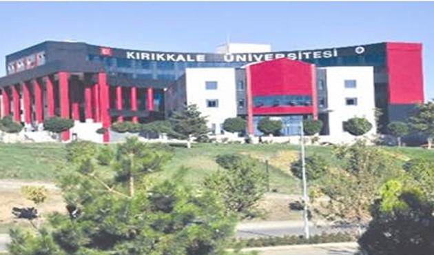 Kırıkkale Üniversitesi'nden 92 personel açığa alındı