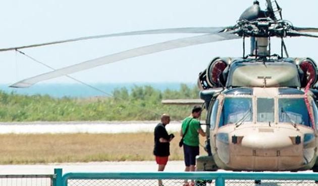 Yunanistan'a kaçırılan helikopterle ilgili önemli uyarı