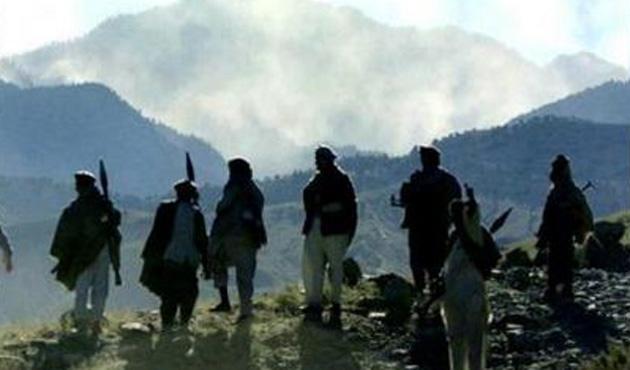 Afganistan'da 27 Taliban öldürüldü