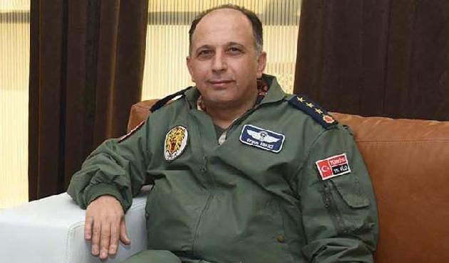 3'üncü Ana Jet Üs Komutanlığı'na Eskici atandı