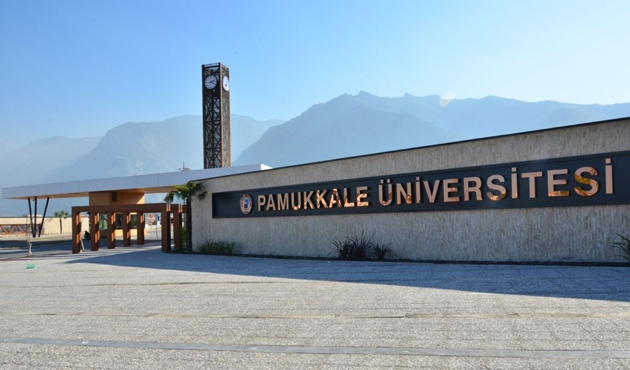 Pamukkale Üniversitesi'nde 46 gözaltı