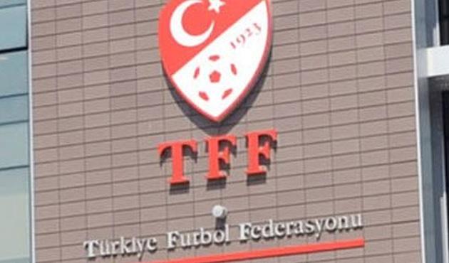 Türkiye Futbol Federasyonu'nda 94 kişi açığa alındı
