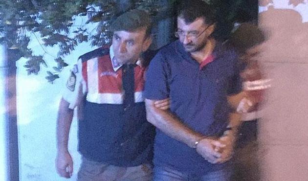 Yargıtay üyesinin evinde yakalanan askerlere tutuklama