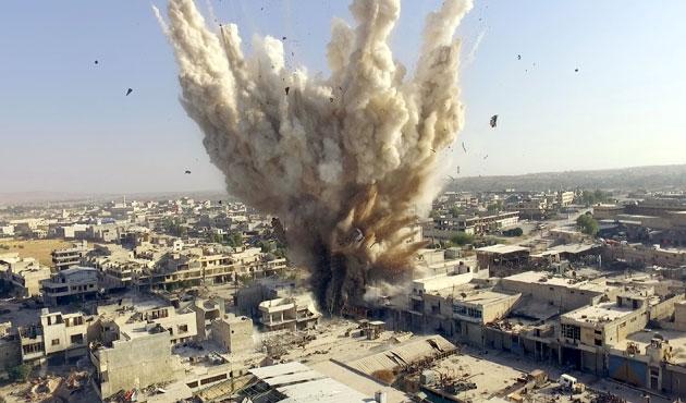 Halep'teki bombalı saldırı 30 kişi öldü