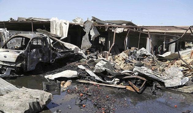 Irak'ta siviller yine yanlışlıkla(!) vuruldu: 50 ölü