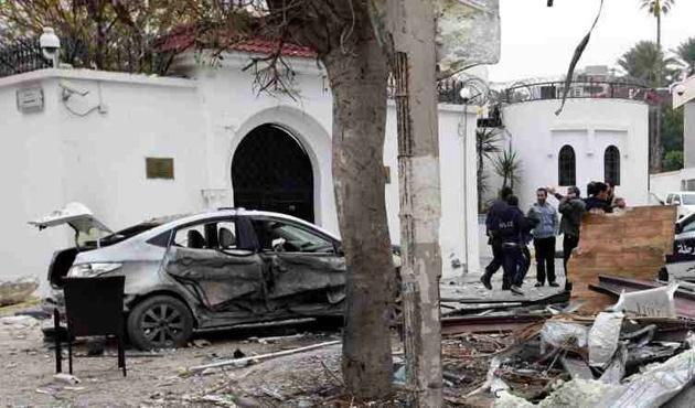 Libya'da IŞİD'den çifte saldırı