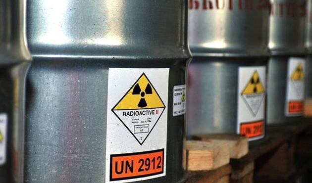 Ukrayna ve Rusya, uranyum sevkiyatında anlaştı