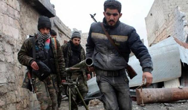 Esad ordusunun saldırısı püskürtüldü